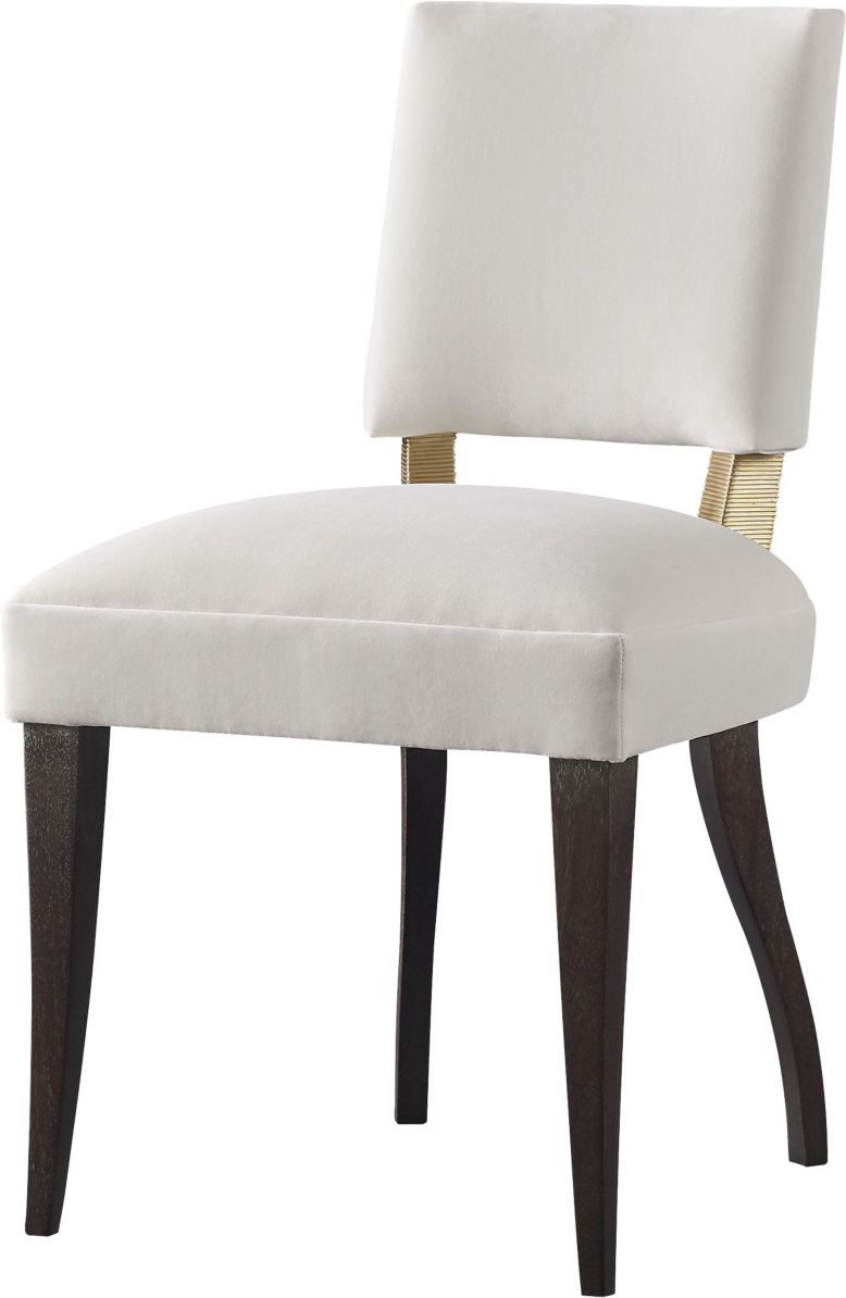 Cuff Dining Chair By Thomas Pheasant Ba8744 Baker Furniture