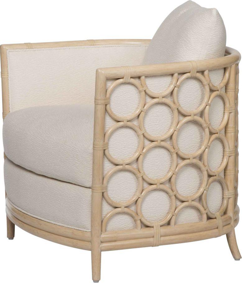 Barrel Lounge Chair By Laura Kirar Mca80 Mcguire Furniture