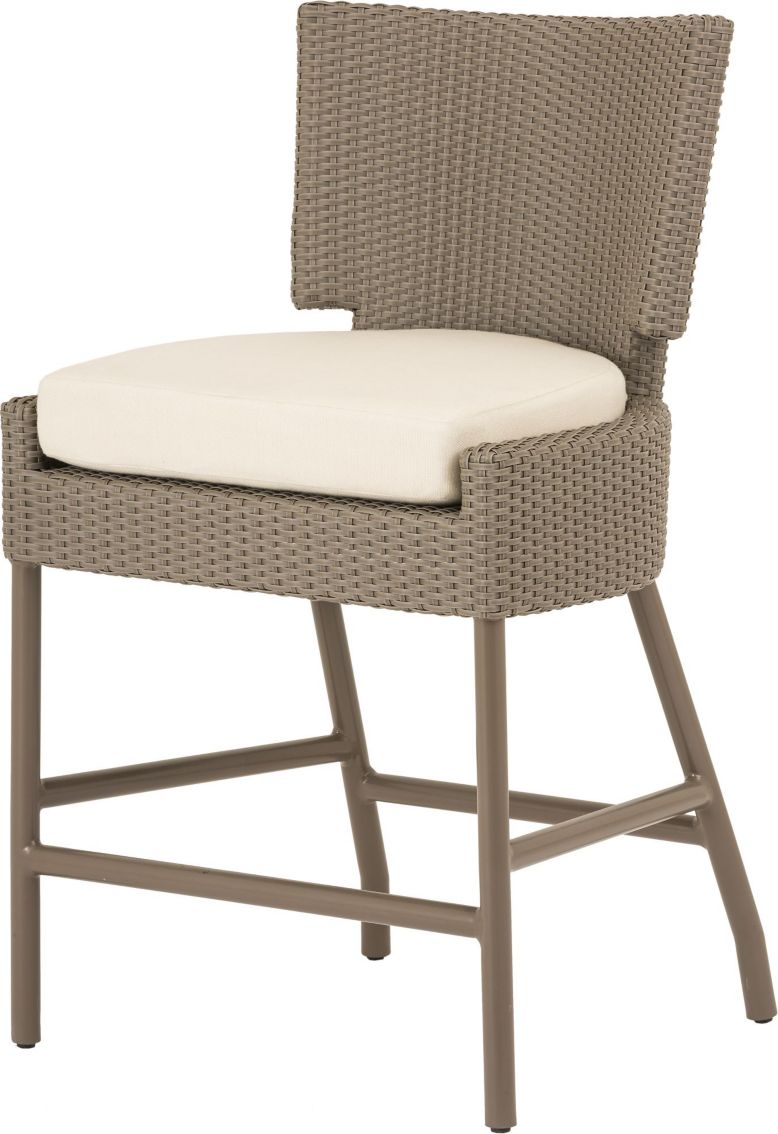 Key Counter Stool by Barbara Barry - BB-321 | McGuire Furniture