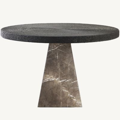 Querini Coco Bead Dining Table