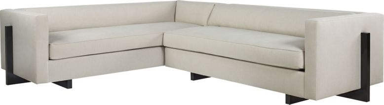 Porter Sectional By Darryl Carter Mr4701 Baker Furniture