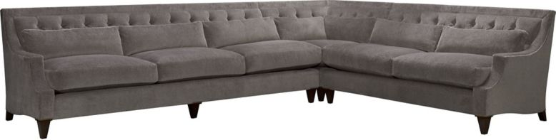 Max Sectional By Thomas Pheasant 6130 Baker Furniture
