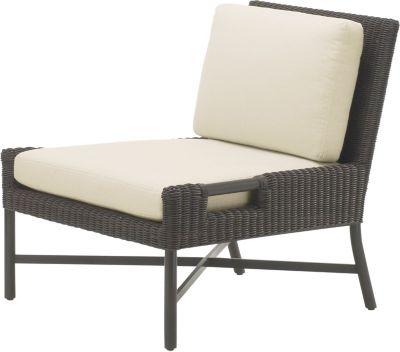 Slipper Chair. MCGUIRE