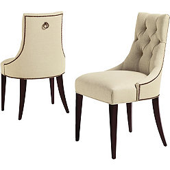 Chairs - Modern Dining Room Furniture & Accessories | Baker Furniture