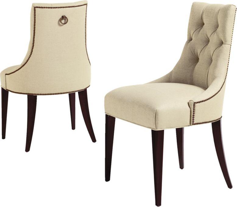 Ritz Dining Chair By Thomas Pheasant Ba7841 Baker Furniture