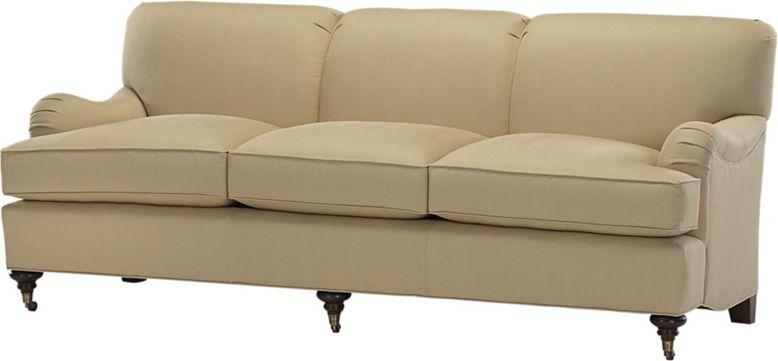 English Arm Sofa By Baker Originals