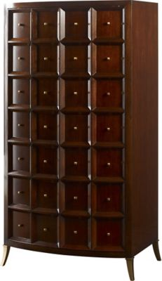 Bevel Tall Cabinet/Bar