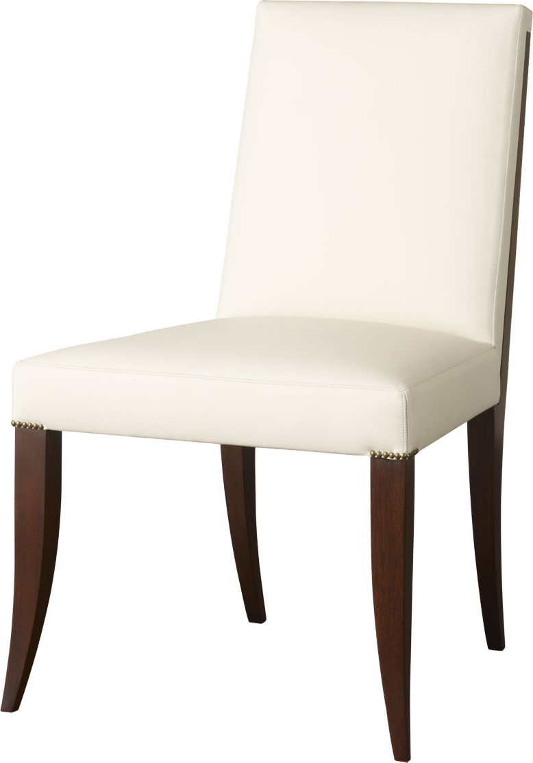 Remarkable Atelier Dining Side Chair By Thomas Pheasant 8642 Baker Pabps2019 Chair Design Images Pabps2019Com