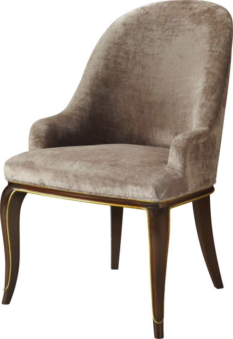 Superb Doyenne Dining Chair By Barbara Barry 3646 Baker Furniture Evergreenethics Interior Chair Design Evergreenethicsorg