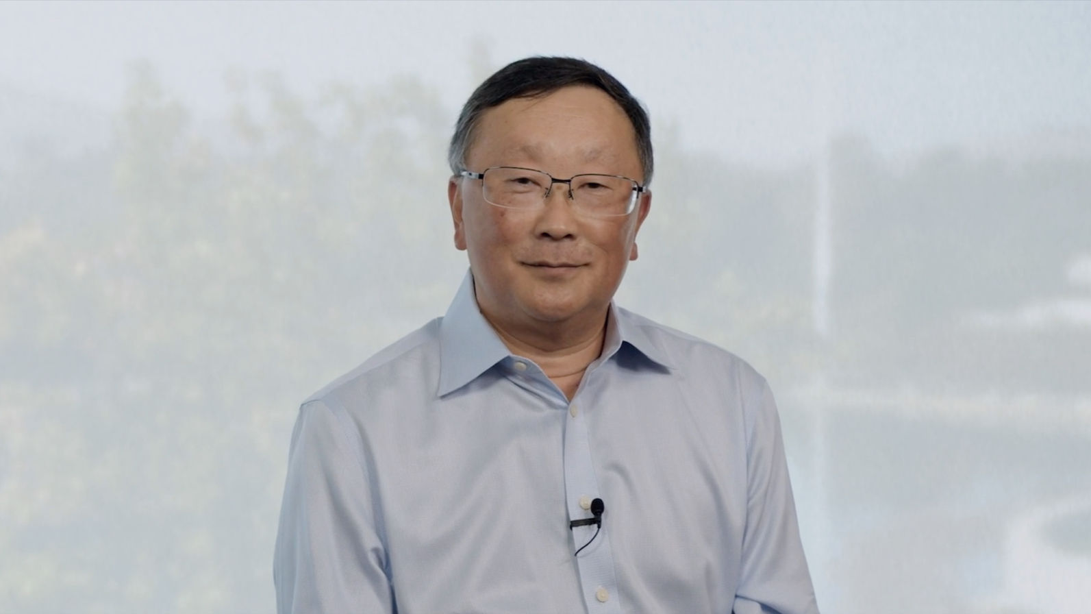 BlackBerry Executive Chairman and Chief Executive Officer Keynote