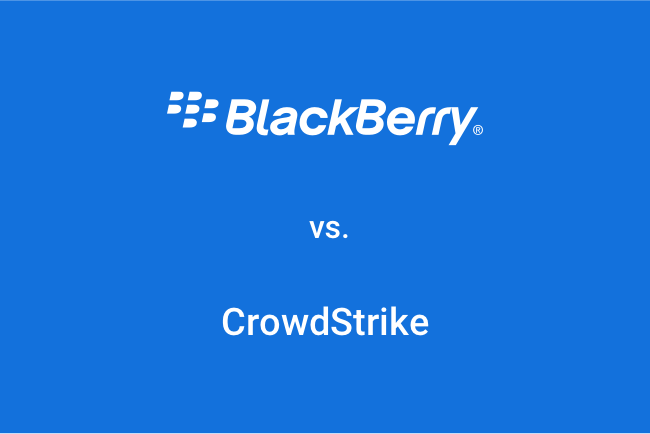 BlackBerry vs. Crowdstrike
