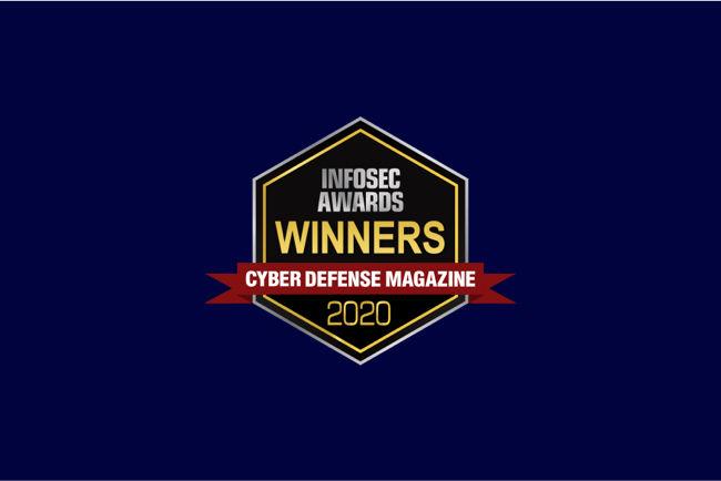 Infosec Awards For 2020