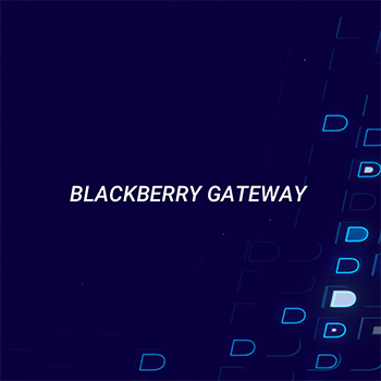 BlackBerry Gateway:ネットワークセキュリティに対応する AI 強化型のゼロトラストネットワークアクセスソリューション