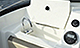 Portside Helm Sink w/Faucet, Transom Shower