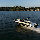 VR6 Outboard Running
