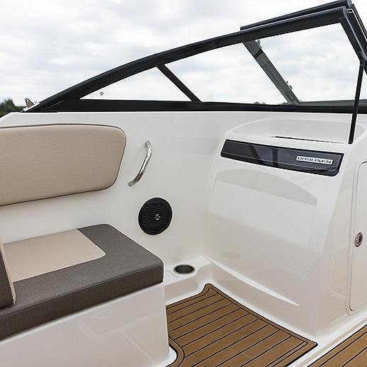 Portside Companion Seat