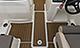 Cockpit Flooring (Teak Mat)