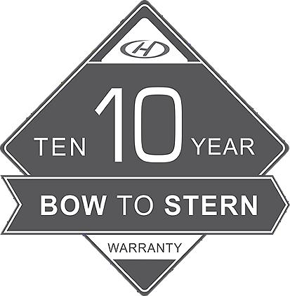 BOW-TO-STERN WARRANTY