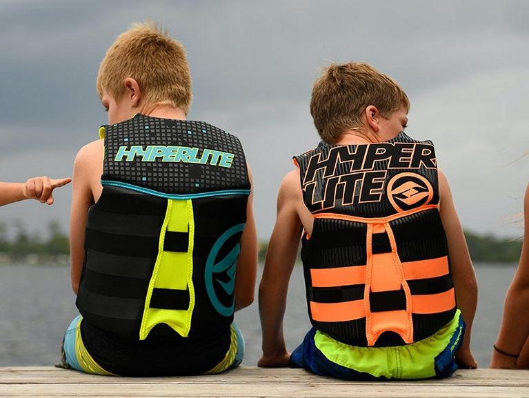 Life Jacket Kids