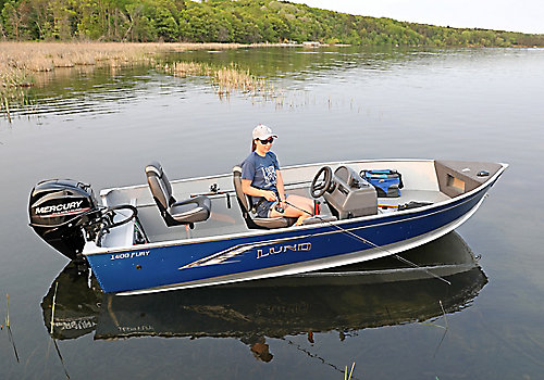 1400 Fury SS Fishing
