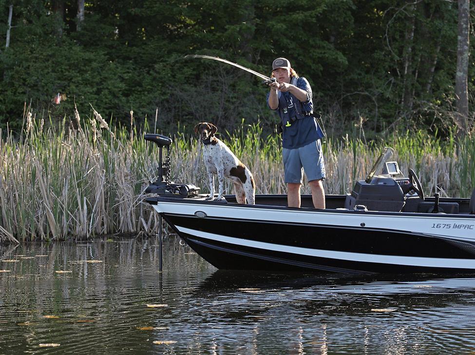 1675 Impact XS SS Fishing