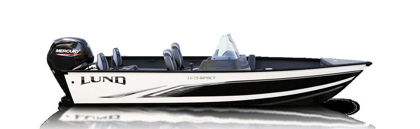 1675 Impact SS - Arctic White - Black