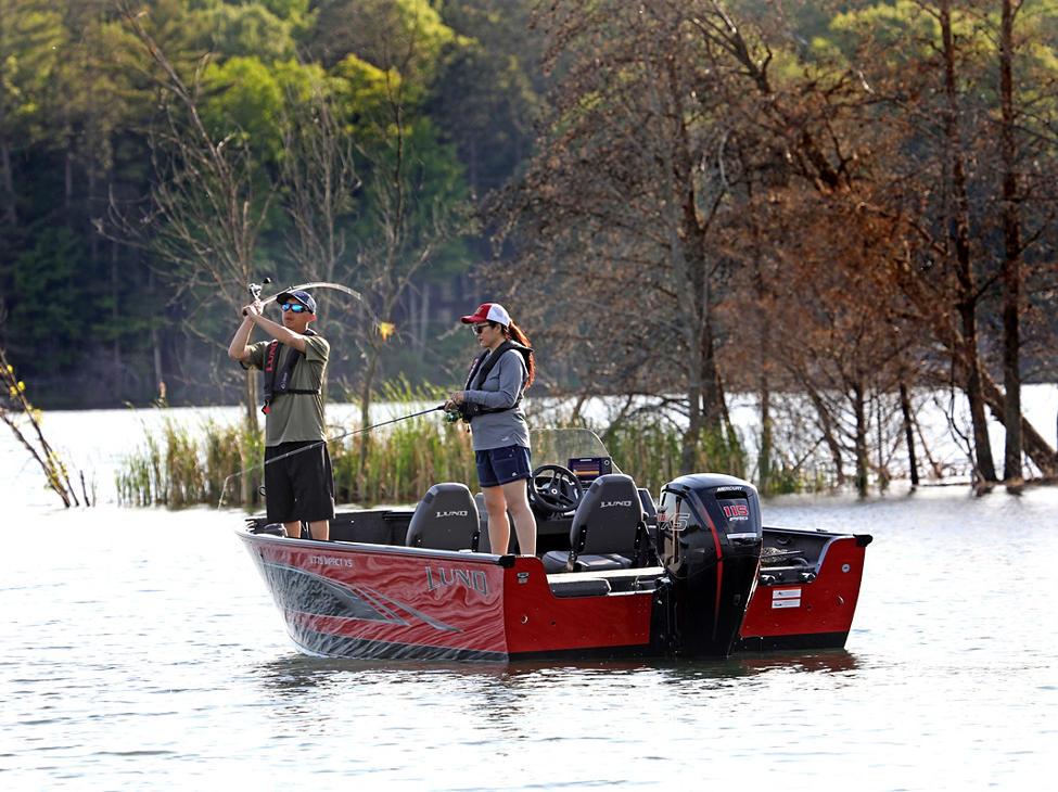 1775 Impact XS SS Fishing
