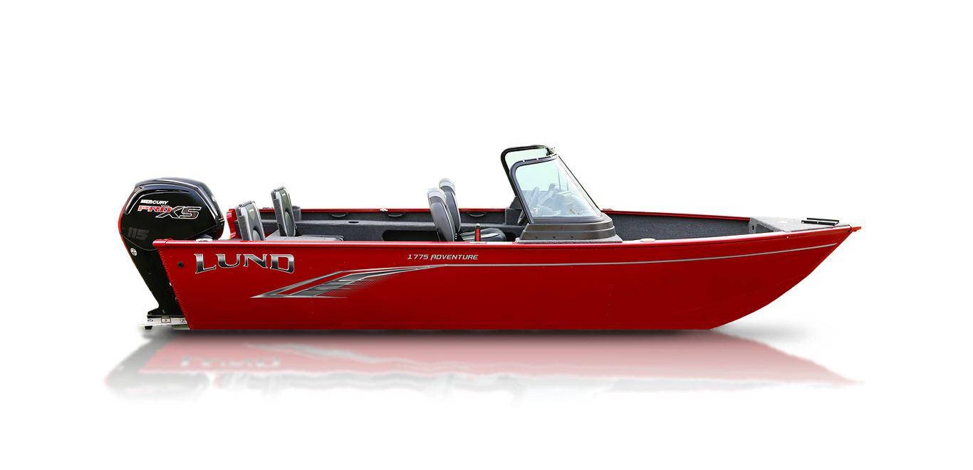 1775 Adventure Sport - Heritage Red