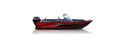 1775 Impact XS - Heritage Red - Black