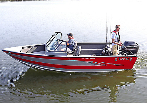 1800 Sport Angler Fish