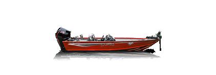1875 Pro-V Musky XS - Heritage Red