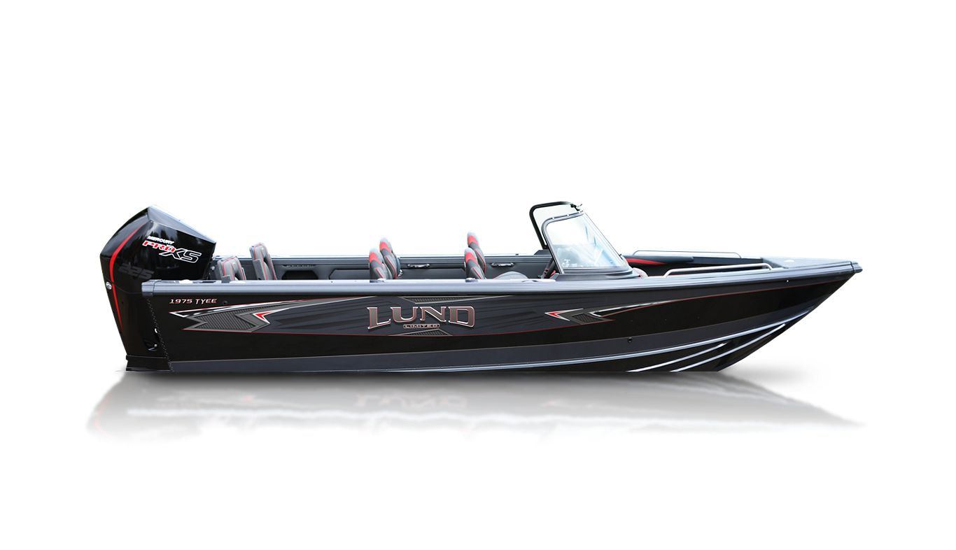 1975 Tyee Limited - Black - Gunmetal