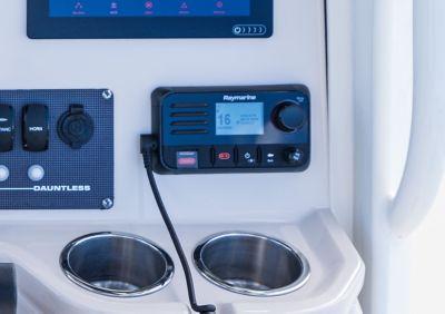 Raymarine Ray 53 VHF with GPS