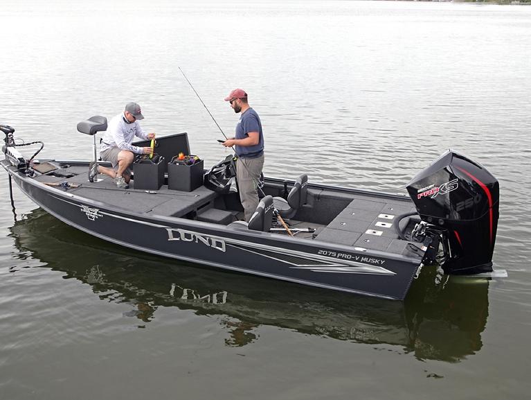 2075 Pro-V Musky XS Fishing