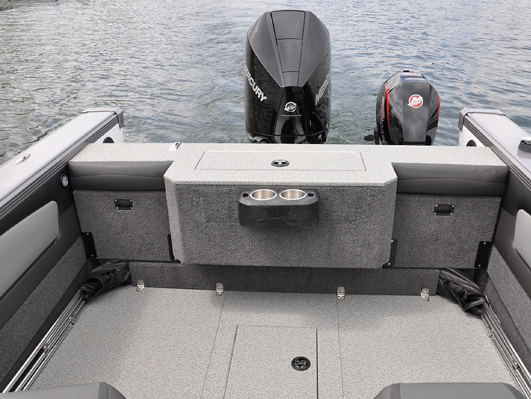 Tyee Magnum Aft Compartments Closed