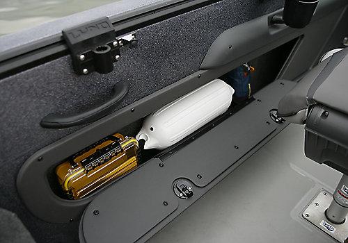208 Tyee GL Port Storage Compartment