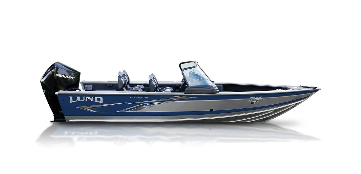 2175 Pro-V - Cobalt Blue - Silver Stone.