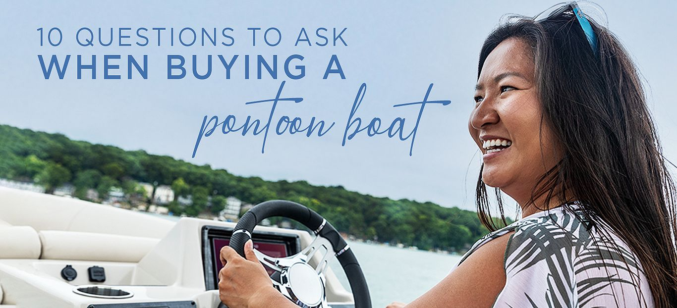 Pontoon Boat Boat Shopping Guide