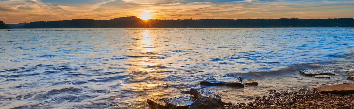 Kentucky Lake Barclay Lake
