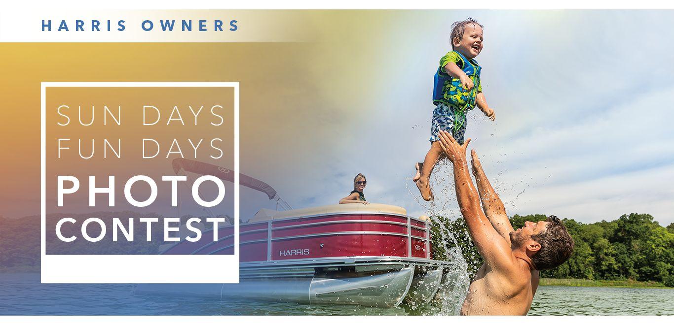 Harris Sun Days Fun Days Photo Contest