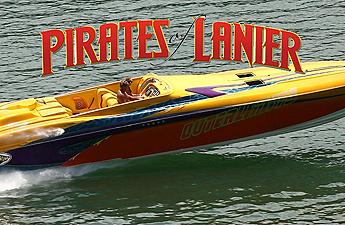 Pirates of Lanier