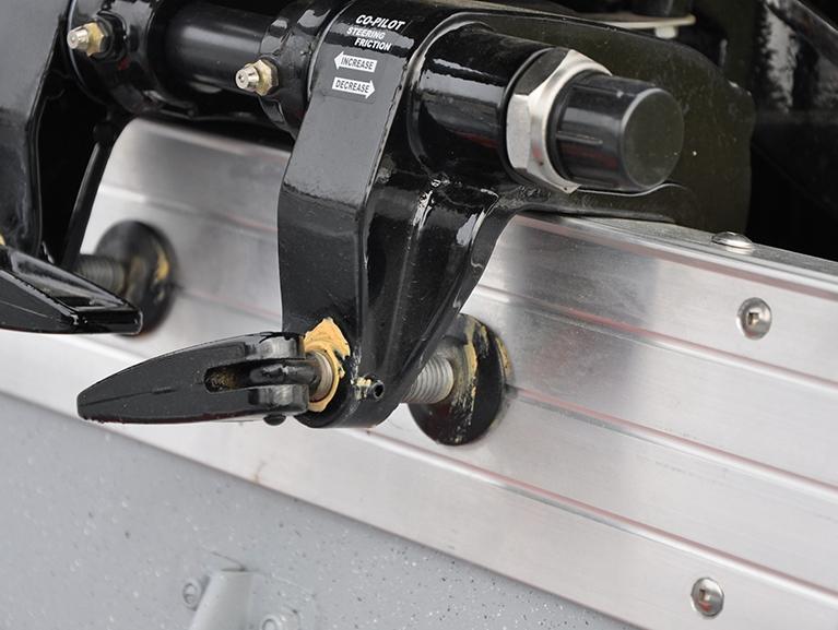 Aluminum Motor Mounting Plate