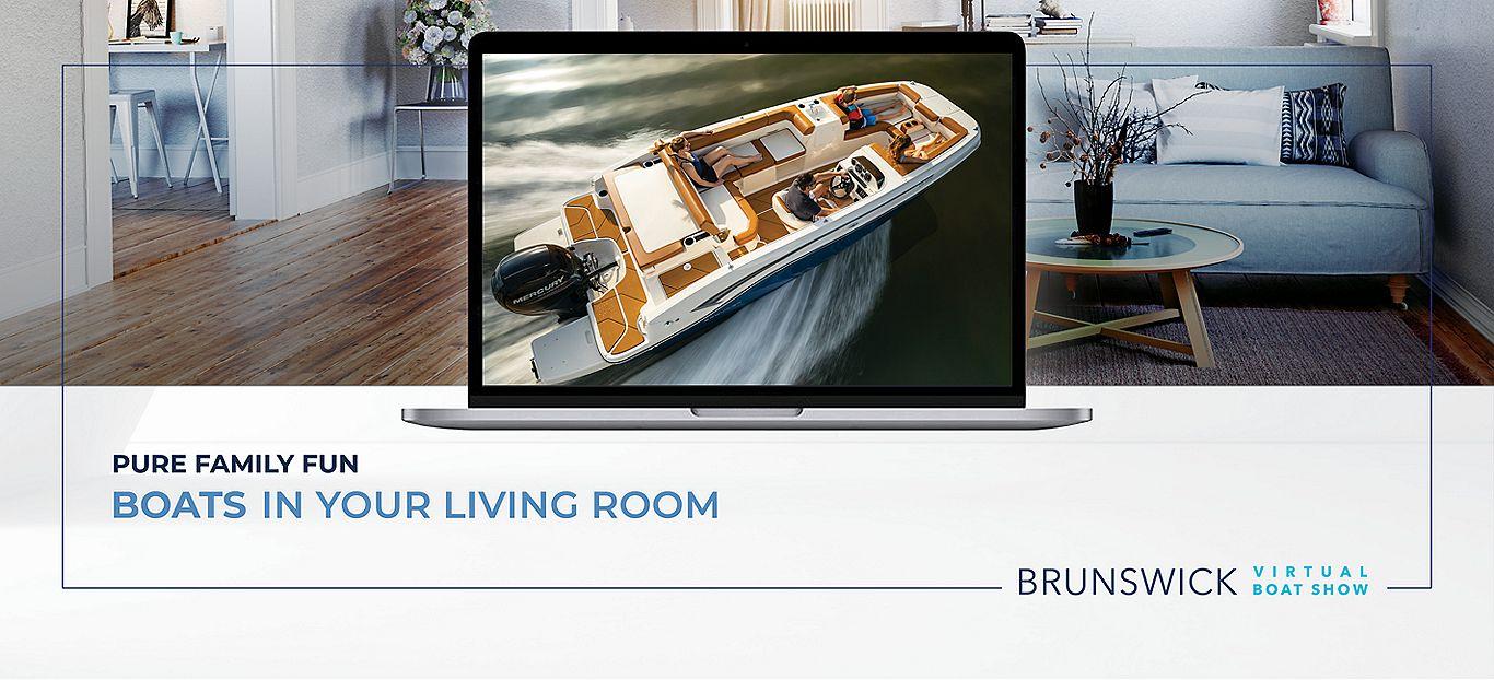Brunswick Virtual Boat Show login link