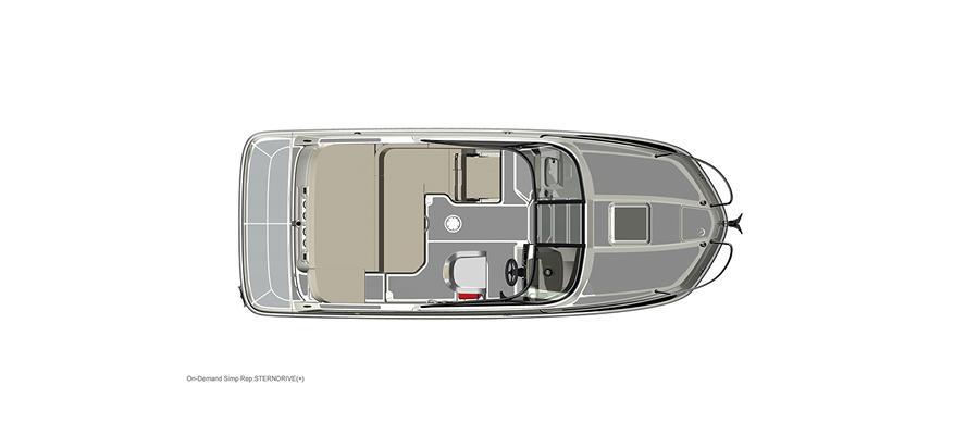 VR5 Cuddy Outboard