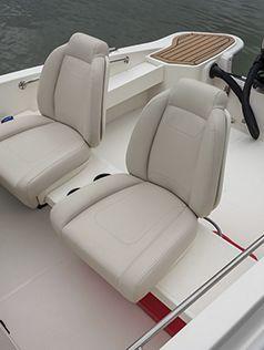 160 Super Sport-Interior