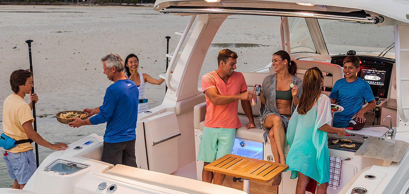 Onboard Entertaining