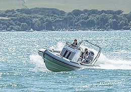 Ballistic_6.5m_RIB_Yamaha_F200_Outboard_Studland_Bay_Poole