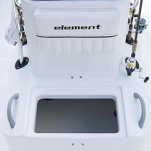 Helm Front Seat Storage