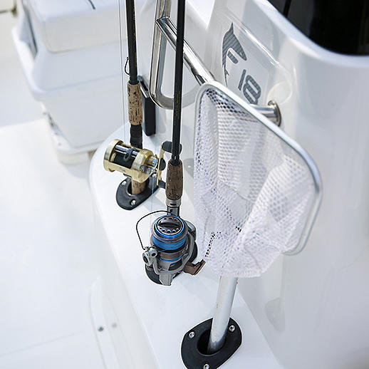 Helm Rod Holders