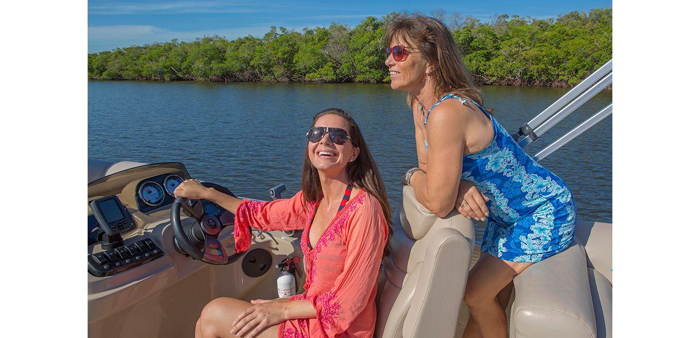 Blog Female Boaters